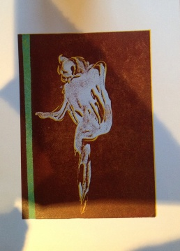 Dancer Lino cut