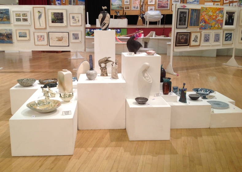 PACS Exhibition Opens