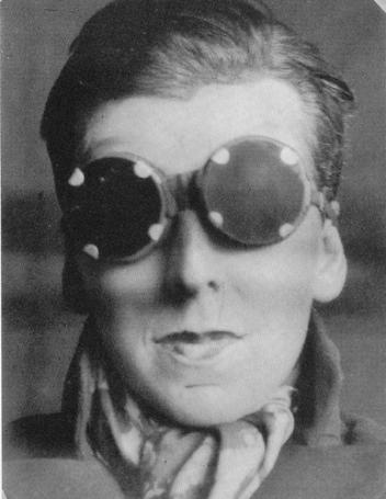 cahun aviator 1927 235 180 Beaux Arts Nantes